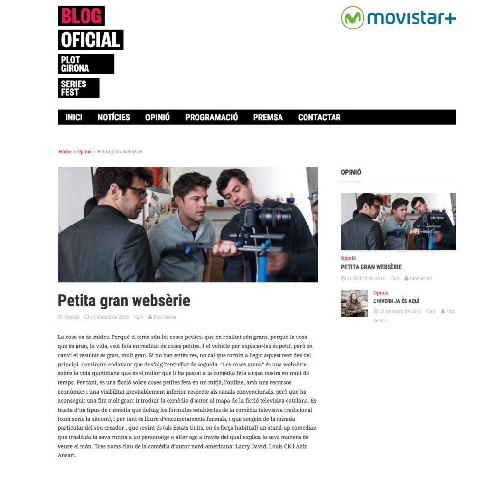 Plot Girona Series Fest Blog