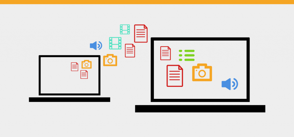 Set Up Data: migración de contenidos