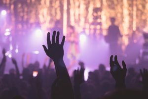 Concert de rock