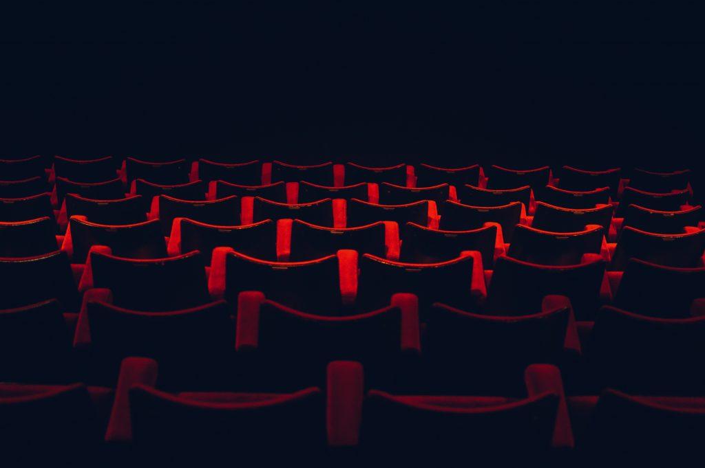 Pati de butaques d'un Teatre