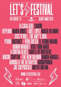 Cartell Let's Festival 2019